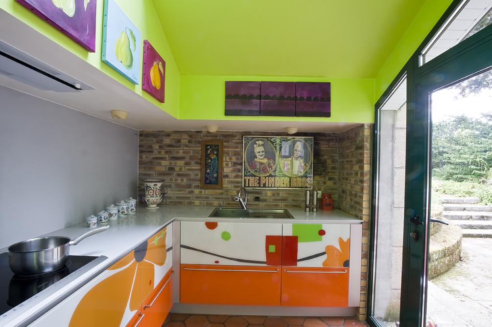 cuisine couleur