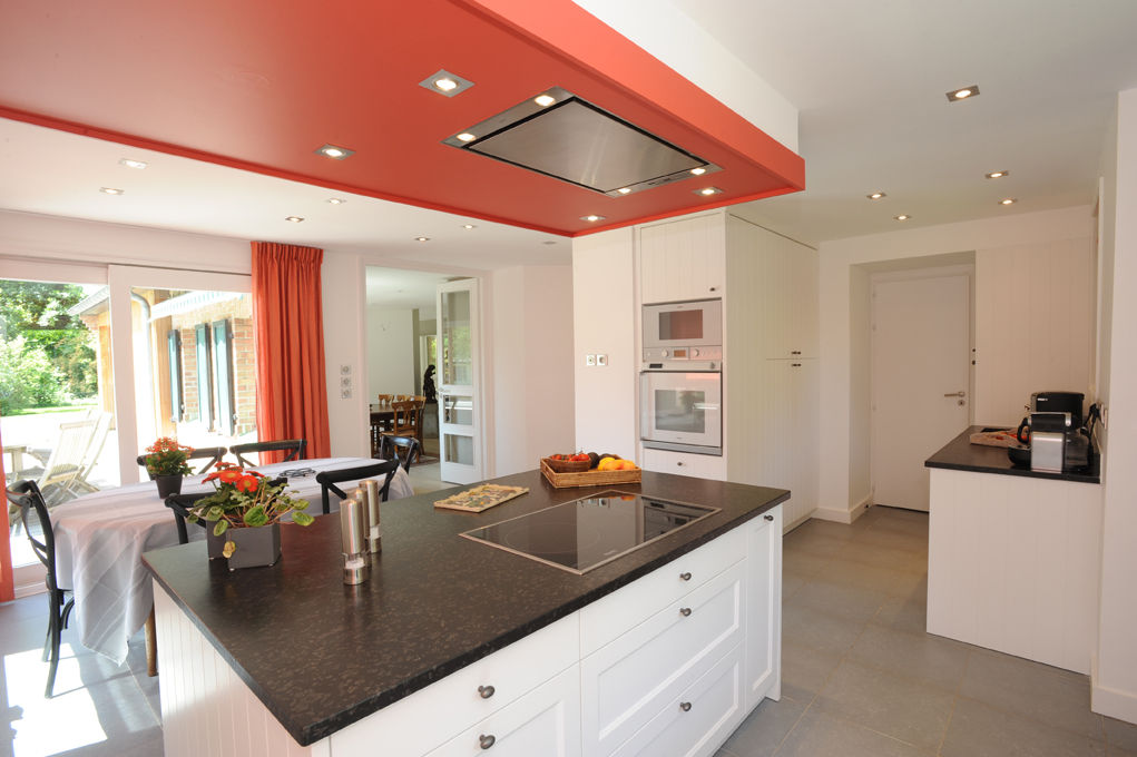 cuisine plafond couleur