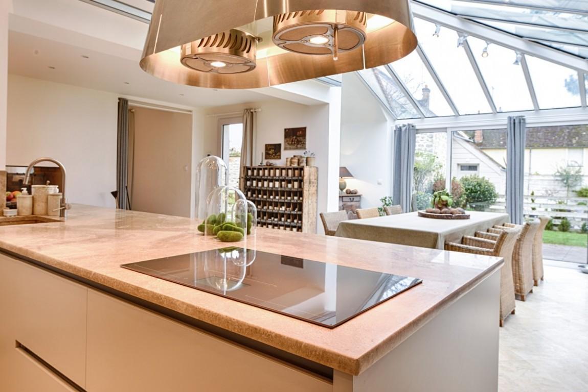 cuisine am ricaine avantages et inconv nients. Black Bedroom Furniture Sets. Home Design Ideas