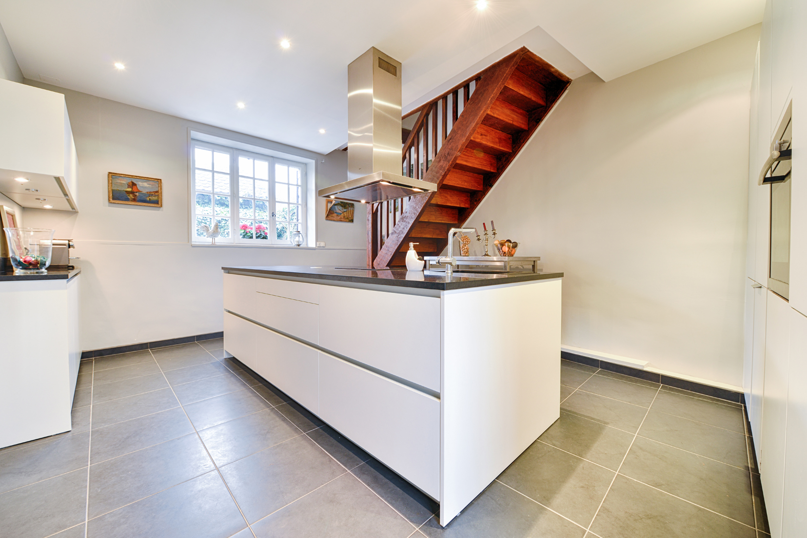 cuisine santos archives cuisines et bains. Black Bedroom Furniture Sets. Home Design Ideas