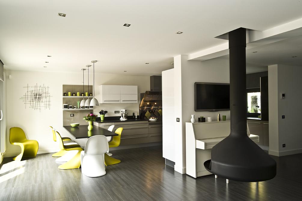 Design et séduction dans la cuisine