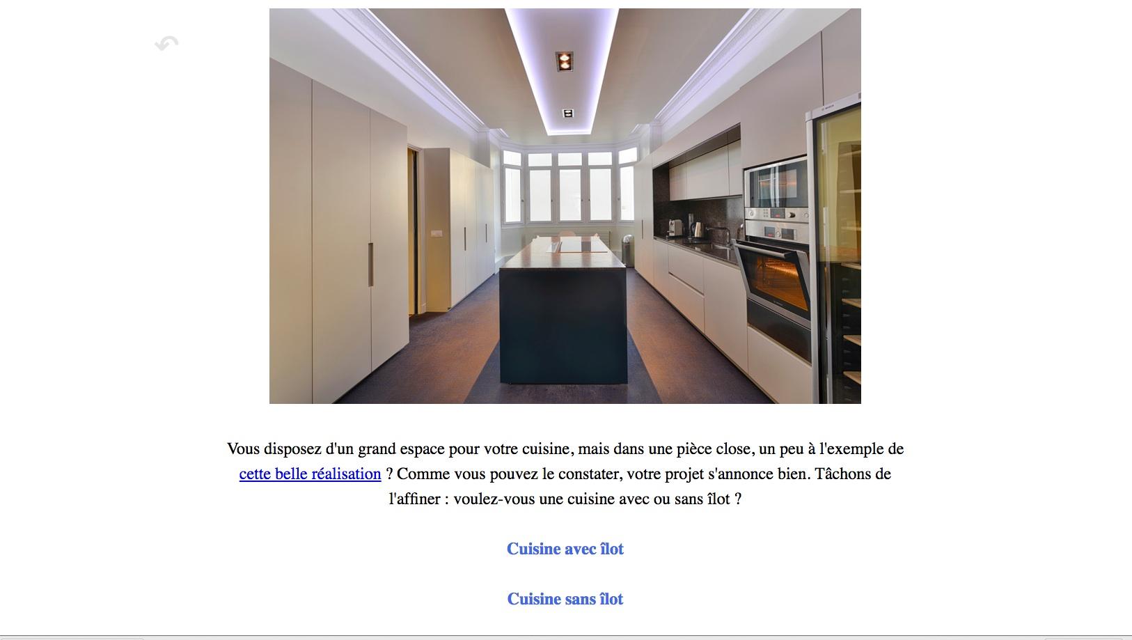 d couvrez la cuisine de vos r ves cuisines et bains. Black Bedroom Furniture Sets. Home Design Ideas