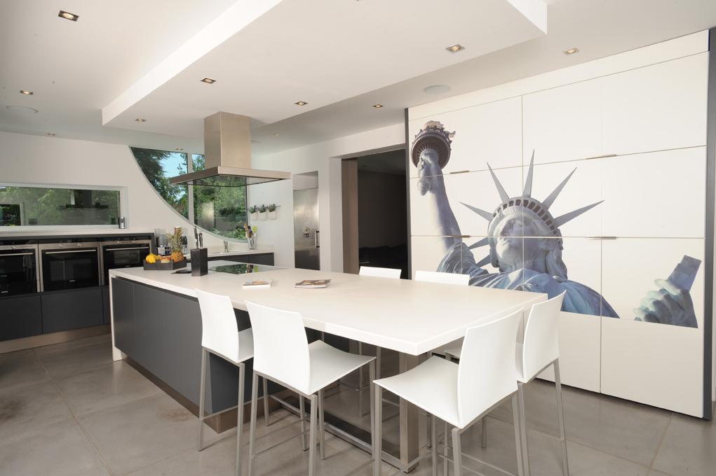 une cuisine nulle autre pareille cuisines et bains. Black Bedroom Furniture Sets. Home Design Ideas