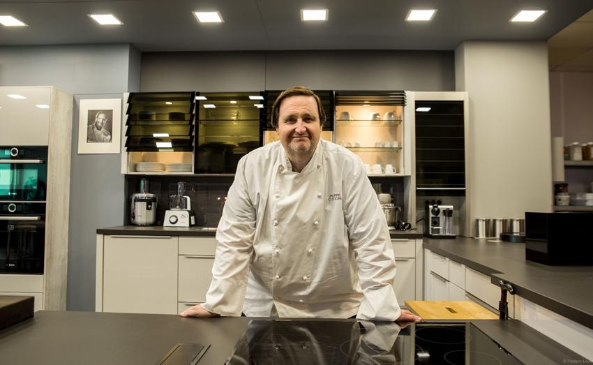 Philippe conticini partager mon exp rience du travail for Atelier de cuisine philippe lechat