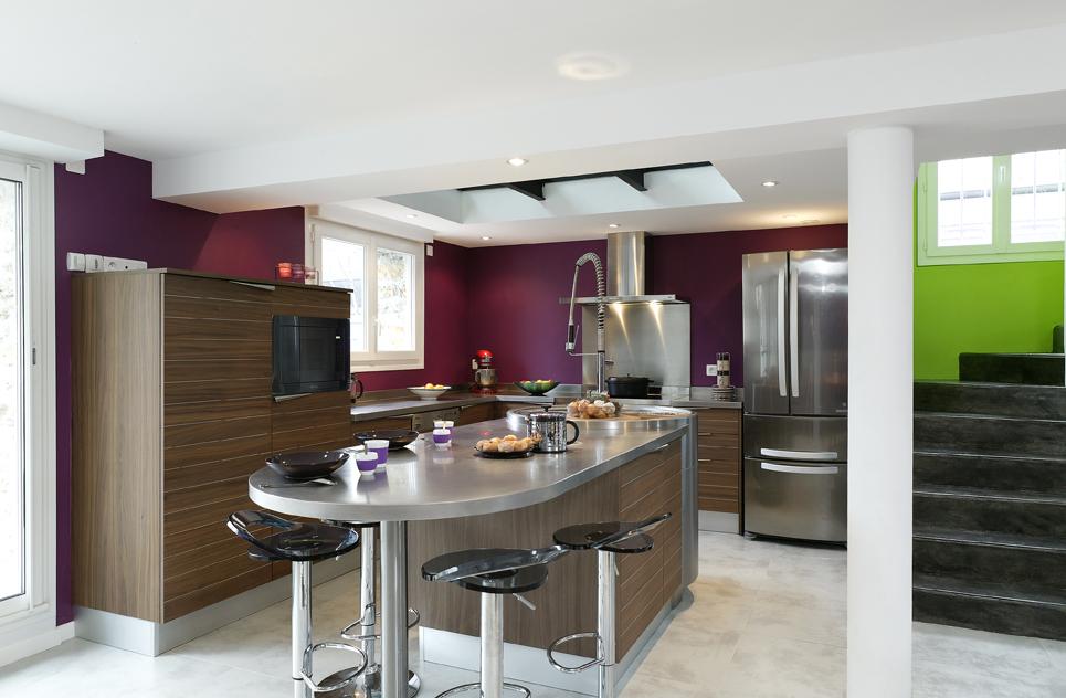 la cuisine fait peau neuve cuisines et bains. Black Bedroom Furniture Sets. Home Design Ideas