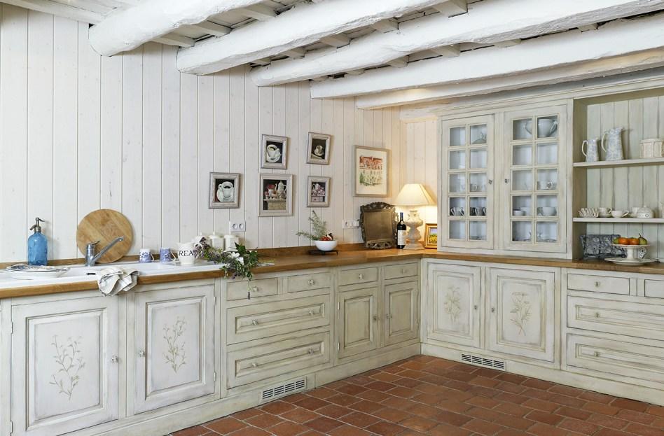 zoom sur le plan de travail en bois. Black Bedroom Furniture Sets. Home Design Ideas