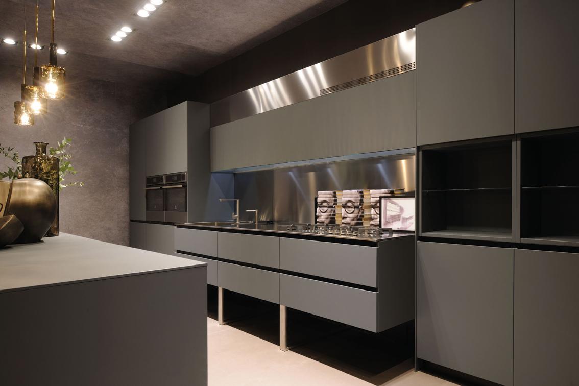 le fenix ntm vedette en cuisine cuisines et bains. Black Bedroom Furniture Sets. Home Design Ideas