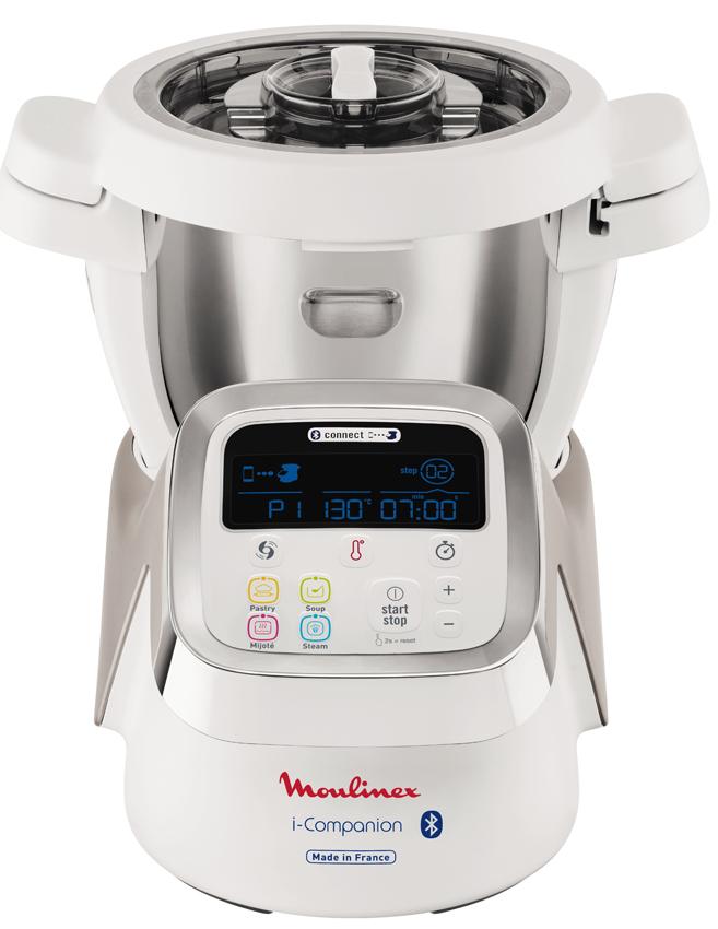 robot cuiseur multifonction Companion Moulinex