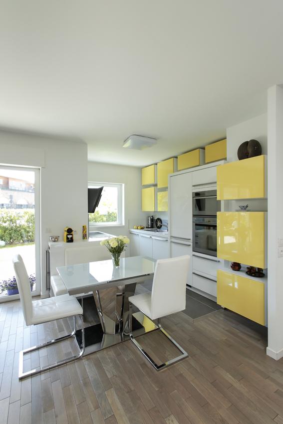 cuisine jaune