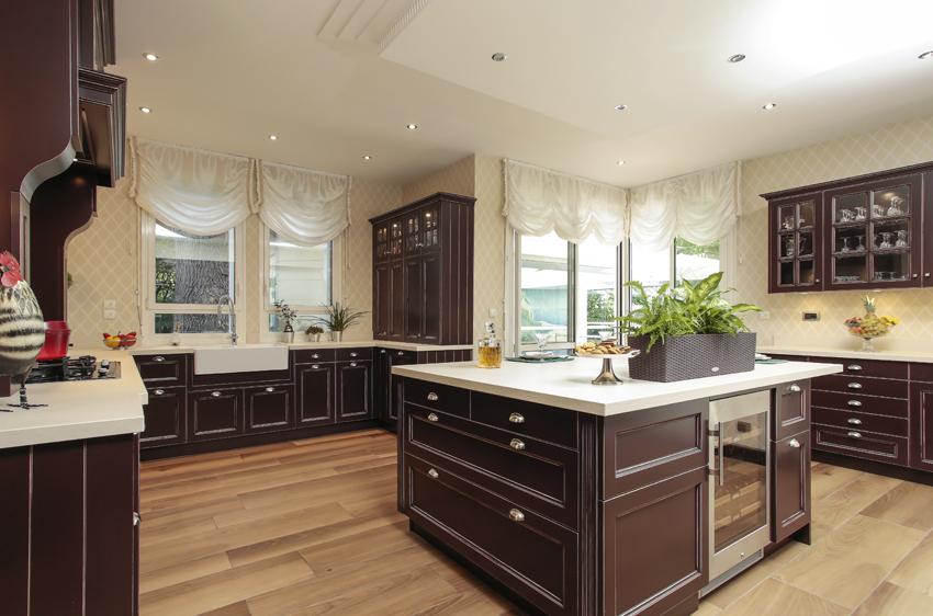 rangements malins en cuisine cuisines et bains. Black Bedroom Furniture Sets. Home Design Ideas