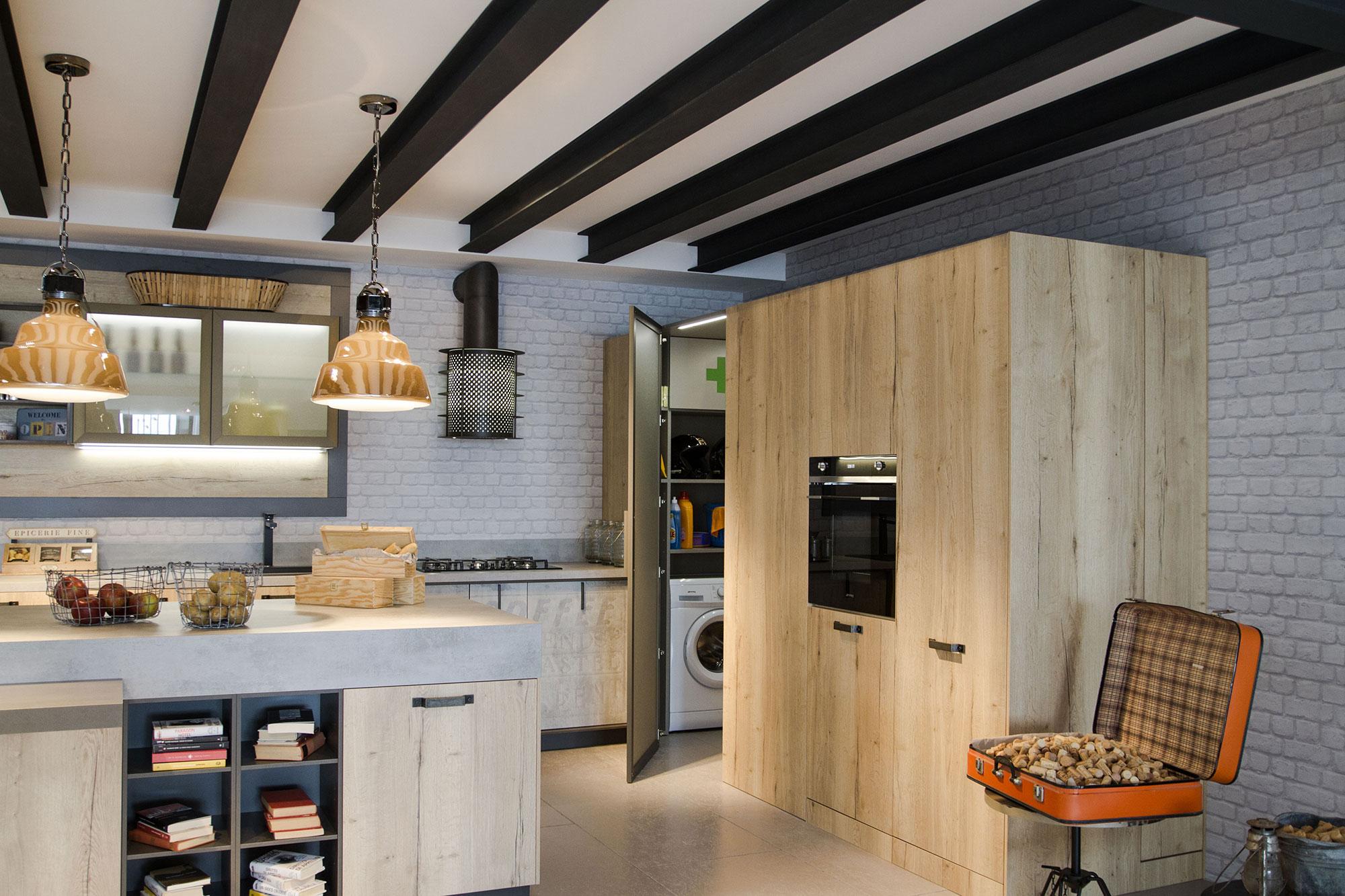 Deco Salle De Bain Beige Et Marron ~ Snaidero Cuisines Et Bains