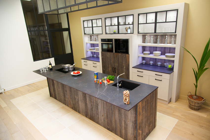 La cuisine fran aise cuisines et bains - Cuisine et bain magazine ...