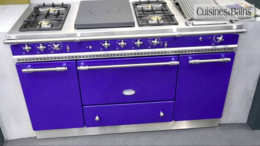 four violet lacanche