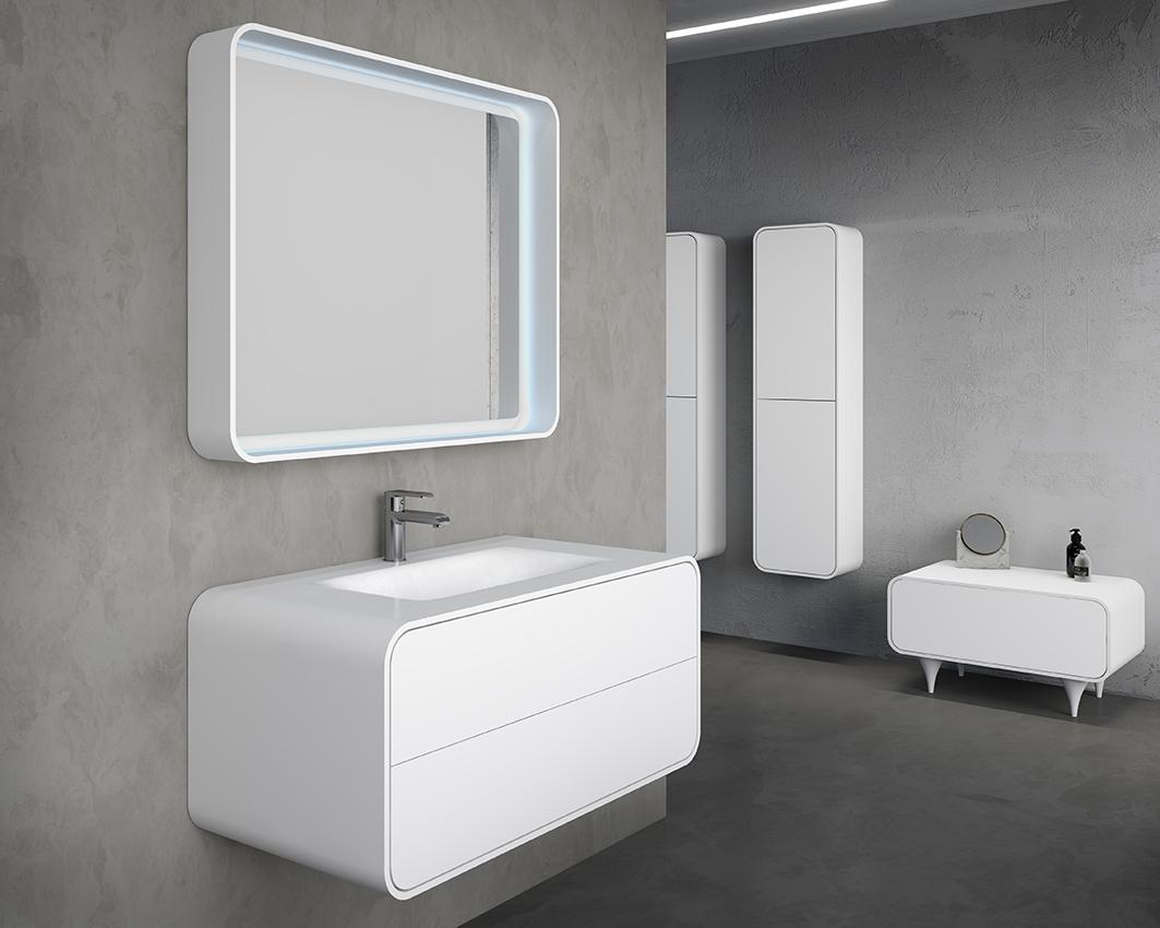 Salle de bains produits en farandole cuisines et bains - Produits salle de bain ...