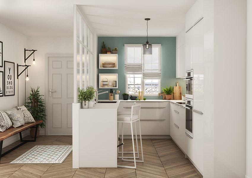 ixina pr sente sa gamme xl d di e aux petits espaces. Black Bedroom Furniture Sets. Home Design Ideas