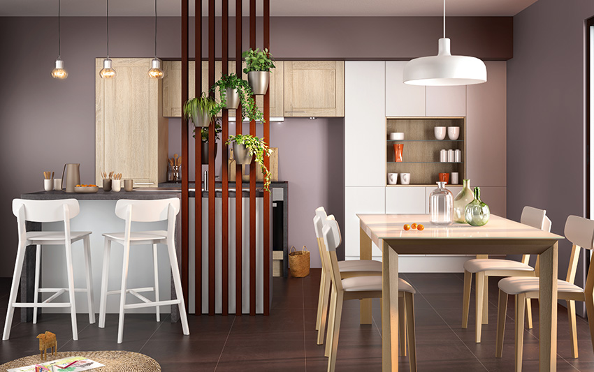 mobalpa int gre le v g tal dans la cuisine cuisines et bains. Black Bedroom Furniture Sets. Home Design Ideas