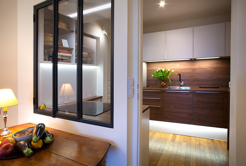 nolte atouts cuisines optimisation de l espace cuisines et bains. Black Bedroom Furniture Sets. Home Design Ideas