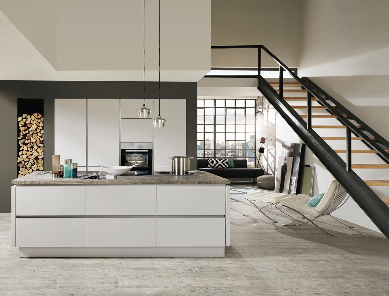 Aviva distingue trois tendances dans la cuisine - Cuisines et bains