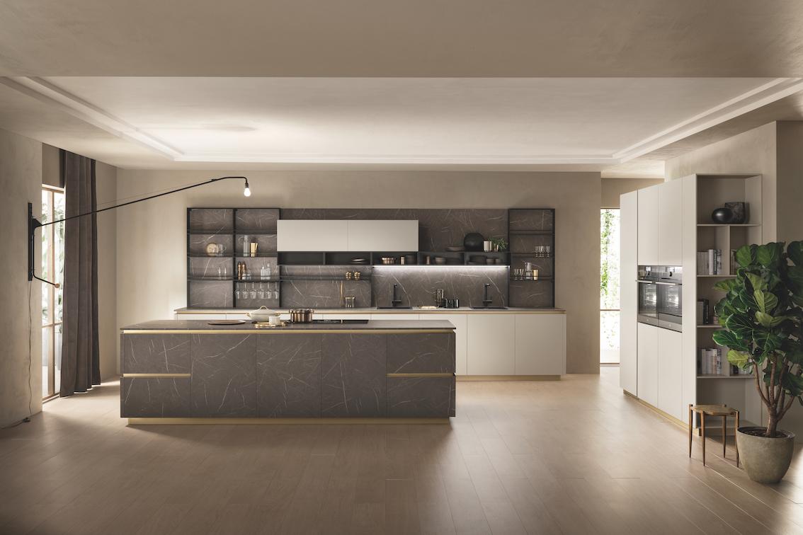 DeLinea de Scavolini  le design italien à l'honneur    Cuisines ...